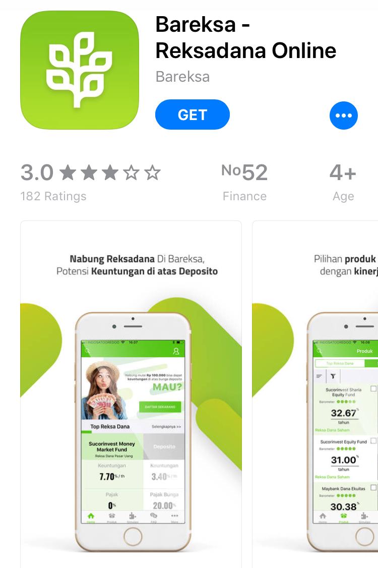 Apps Bareksa