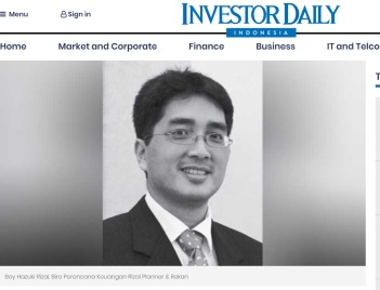 Boy Hazuki Rizal_Investor Daily 28Feb2020