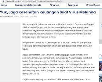 Boy Hazuki Rizal ID 2Apr2020_Virus_1